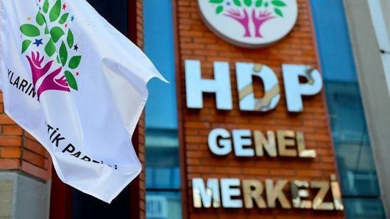 HDP'ye kapatma davası! 451 isim için siyasi yasak isteniyor