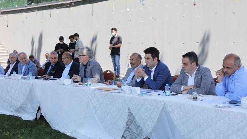 AK Parti, SEDAŞ toplantısını bu kez yüz yüze yaptı