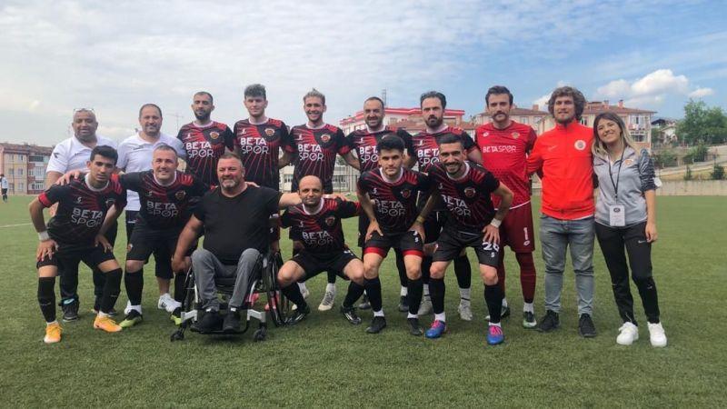 Gölcük Sessizspor Süper Lig'e yükseldi
