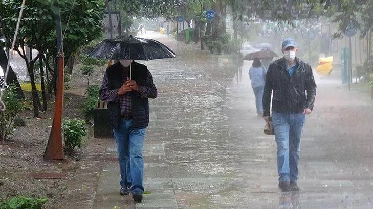 Kocaeli bu hafta yağmura doyacak