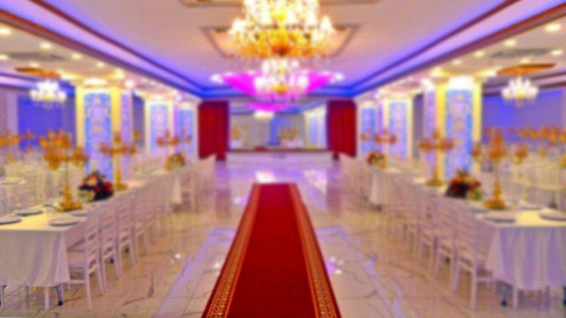 Düğün salonu kiraya verilecek