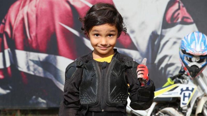 6 yaşındaki Poyraz Bor Türkiye şampiyonu oldu