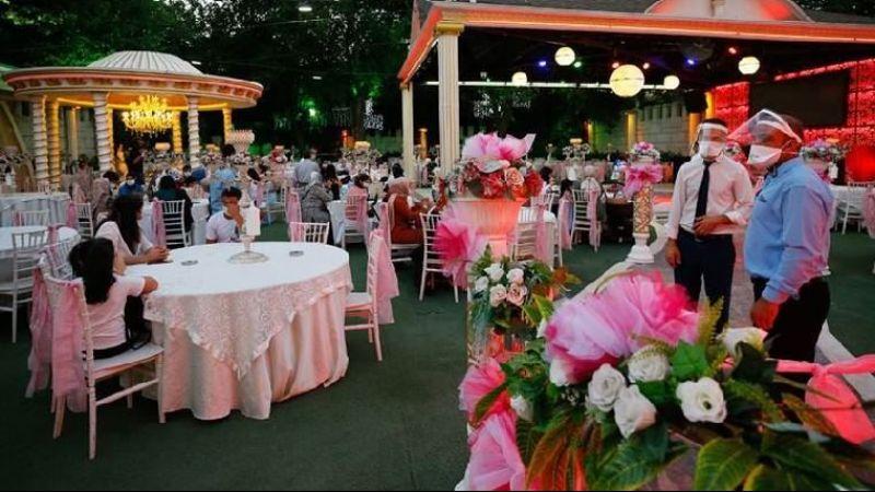 Türkiye adım adım normalleşiyor! Düğünlerde yeni dönem bugün başladı