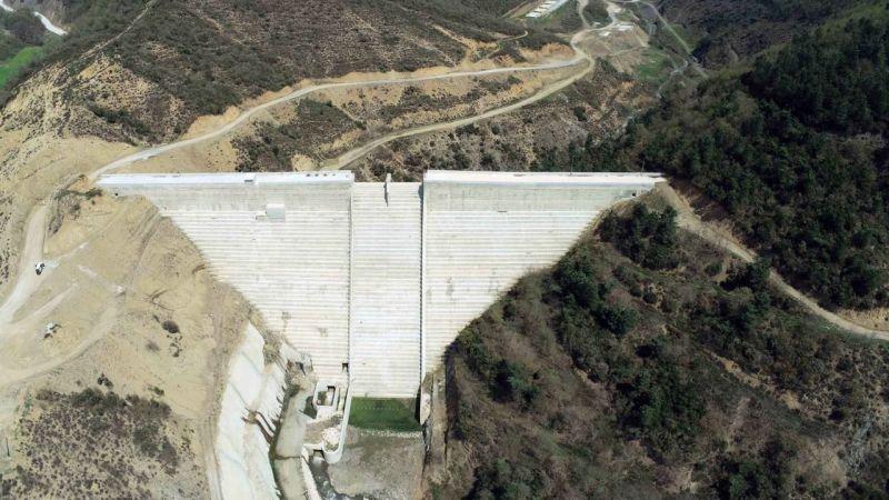 İhsaniye Barajı'nın çevresini temizleyecek firma belli oldu