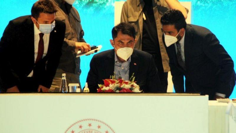 Bakan Kurum Marmara Denizi Koruma Eylem Planı'nı açıkladı