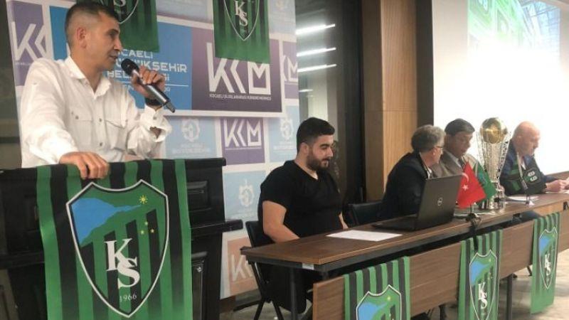 Hodri Meydan'ın yeni başkanı Haluk Bozo