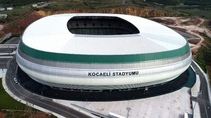 Stadyuma 130 milyonluk yol projesi yapılacak