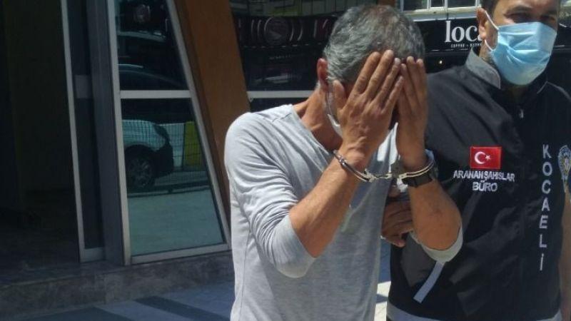 Silahlı yağmacı İzmit'te yakalandı