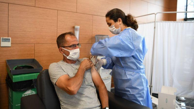İlk rekor kırıldı! Kocaeli'de hedef 60 bin aşı