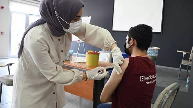 Ülke genelinde uygulanan aşı miktarı 40 milyonu aştı