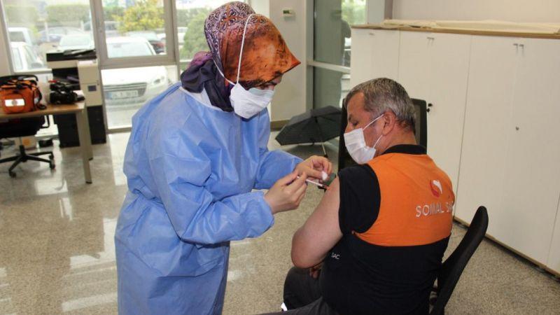İlk ücretli koronavirüs aşı girişimi engellendi
