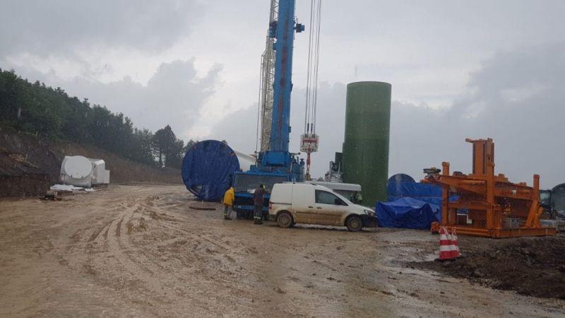 Karamürsel RES inşaatı mühürlendi