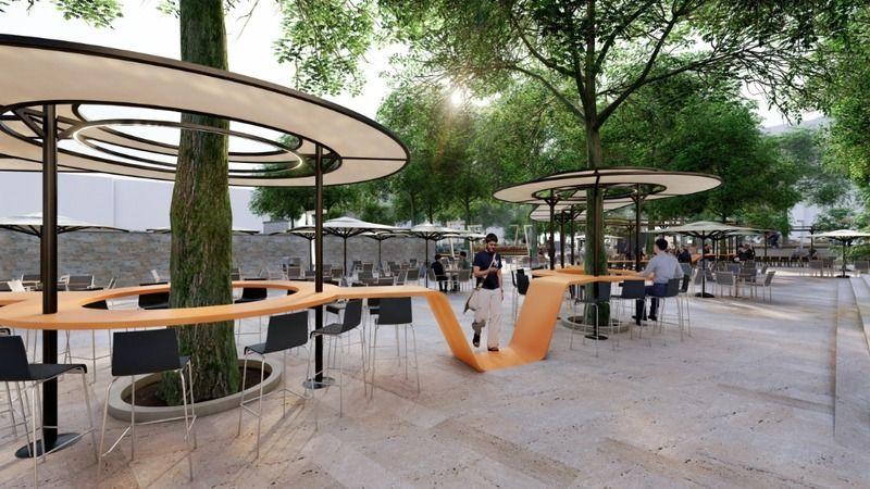 Yeni Cuma Parkı yenilenecek