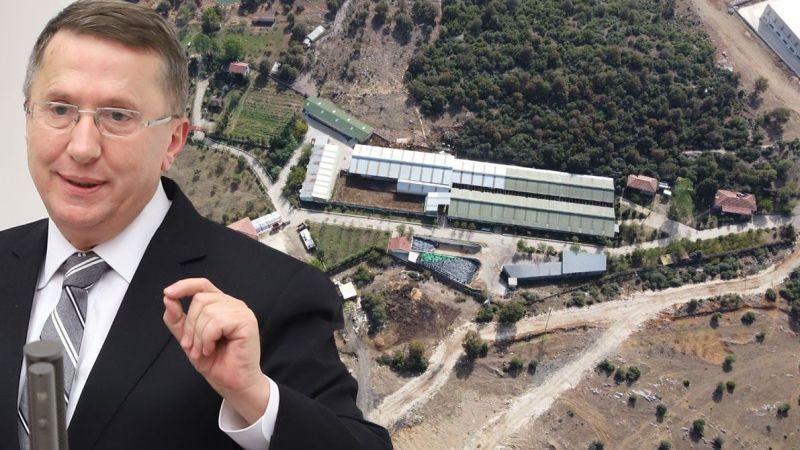 Türkkan çiftliğindeki kaçak yapıyı yıkacak