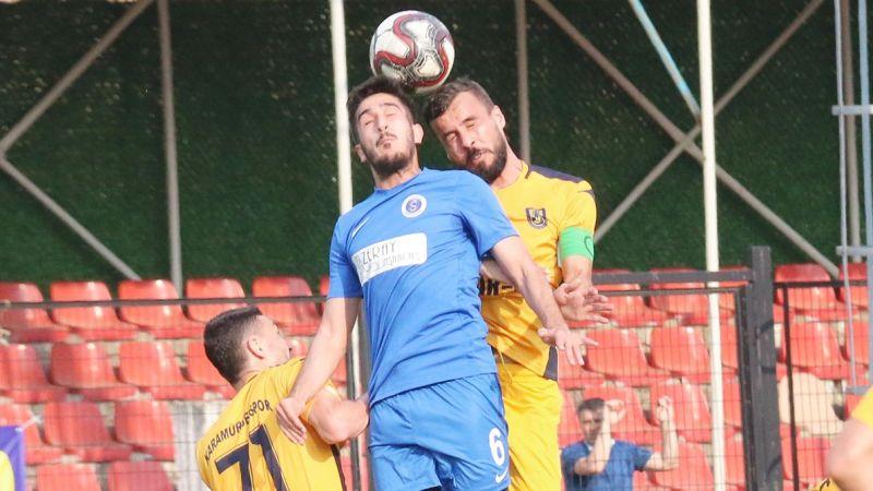 Karamürselspor son maça taşıdı: 2-0