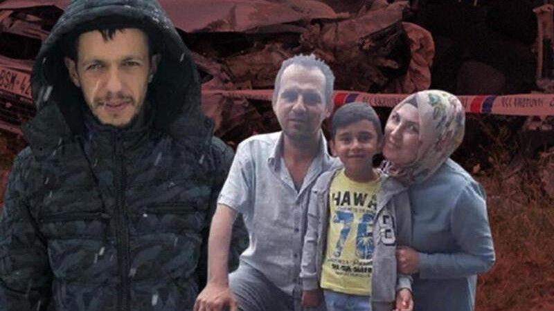 Feci kazada 5 kişilik aile yok olmuştu! O sürücüye 16 yıl hapis cezası