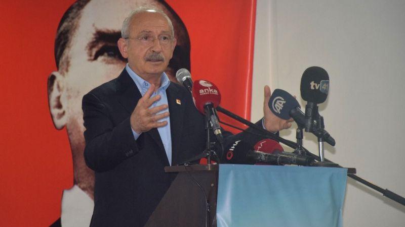 Kılıçdaroğlu: Başörtüsünü biz memlekete bela ettik