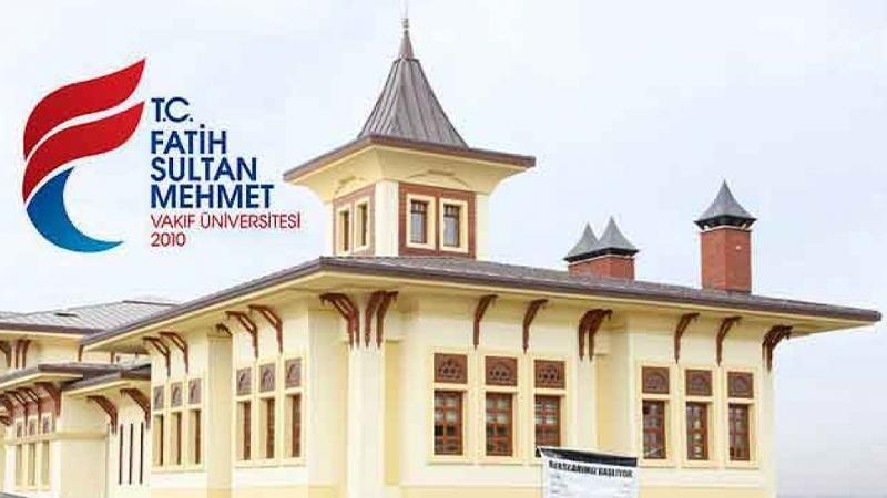 Fatih Sultan Mehmet Vakıf Üniversitesi 12 öğretim üyesi alacak