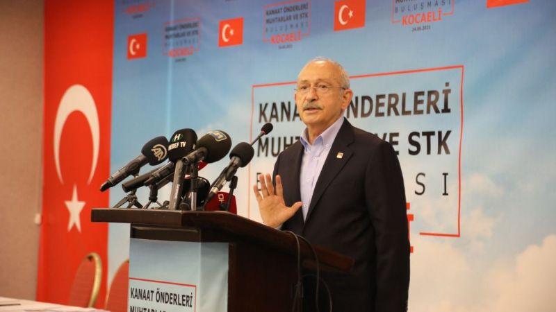 Kılıçdaroğlu: Özeleştirimizi yapıyoruz