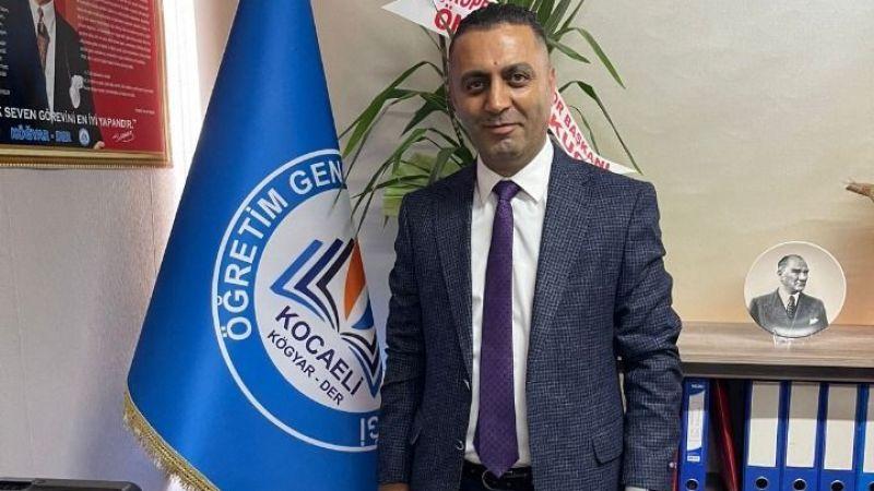 KÖGYAR-DER'in yeni başkanı; Tugay Polat