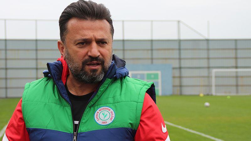 Erzurum kampında Çaykur Rize ile hazırlık maçı