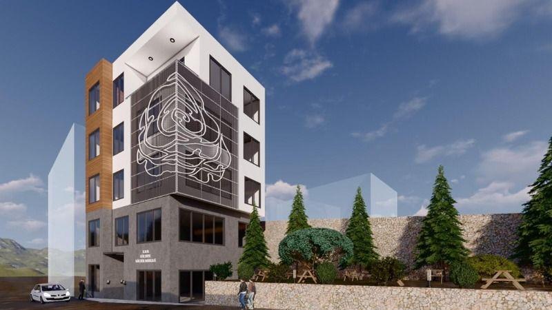 Gültepe Kültür Merkezi temeli 28 Haziran'da atılıyor