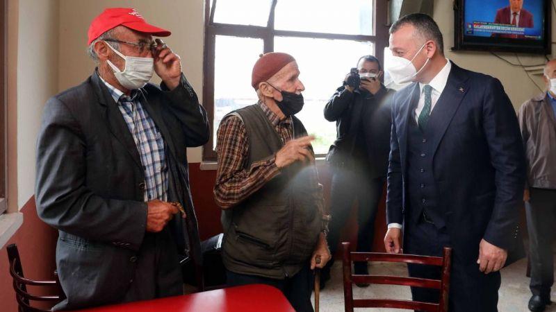 Çiftçilerden Büyükakın'a akaryakıt desteği için teşekkür