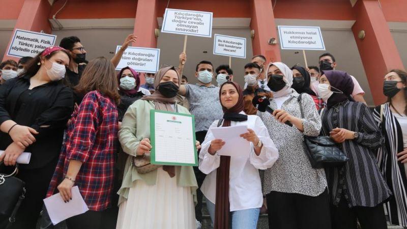 Kocaeli'de öğrencilerden Kılıçdaroğlu'na 1 TL'lik tazminat davası
