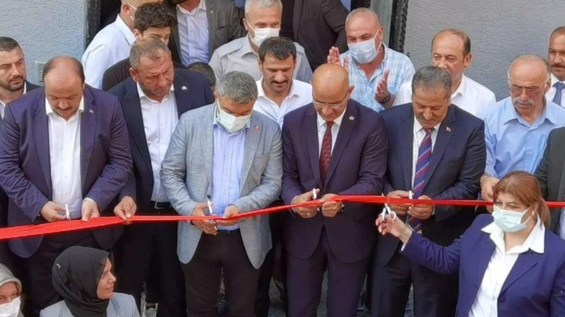 MHP Dilovası yeni binaya geçti