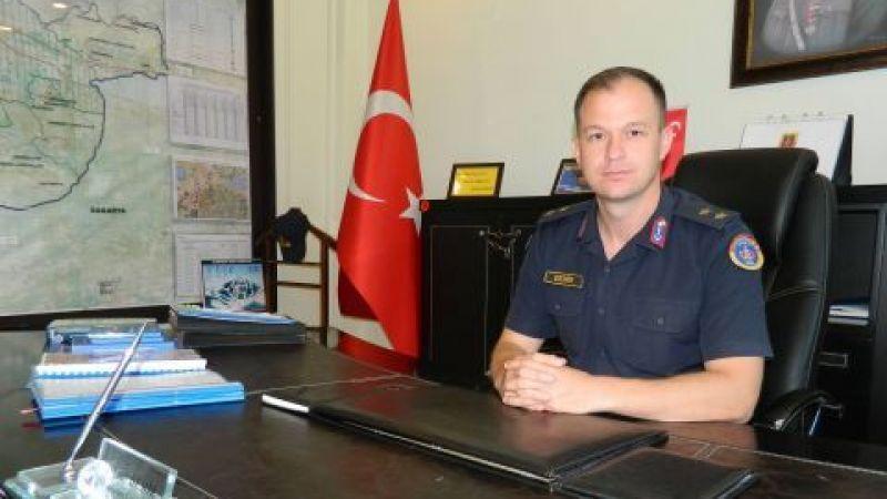 Kartepe Jandarma Komutanı, Ağrı'ya atandı