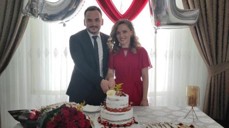 Dilek ve Enis'ten evliliğe ilk adım
