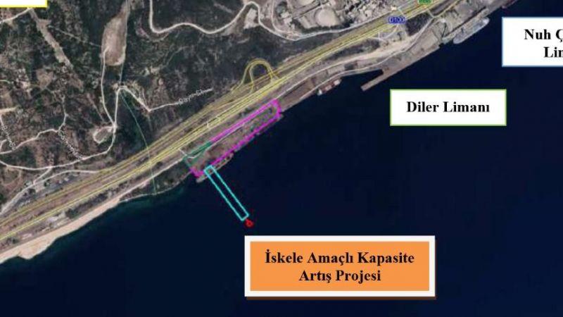 Kroman Çelik'ten liman genişleme talebi