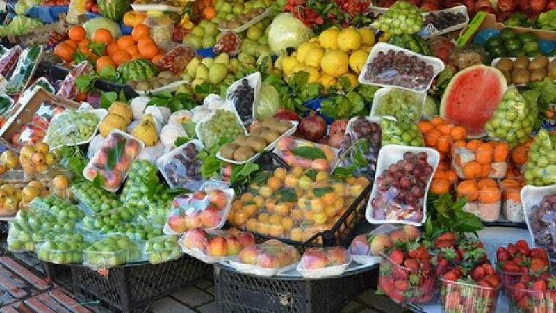 Marketlerde yeni dönem! Artık bazı sebze ve meyveler elle seçilemeyecek