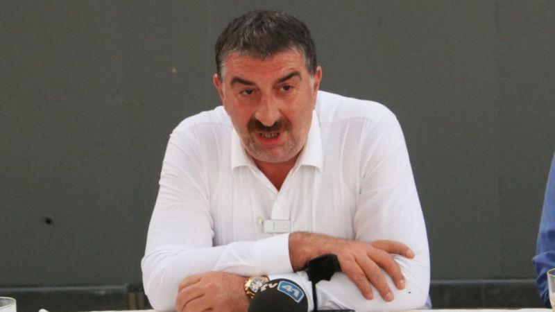 """Çavuşoğlu: """"Nisan 2023'te 3.Lig'de olacağız"""""""