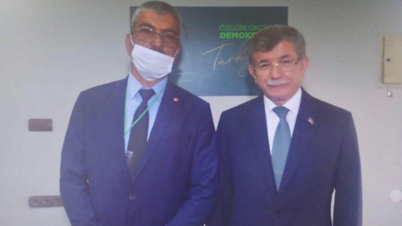 Gelecek Partisi'nde vekalet Ergün Türk'te