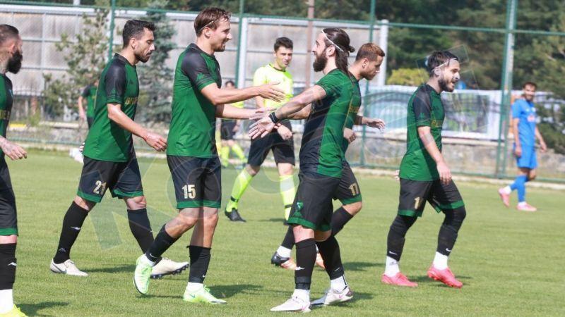 Kocaelispor kampı mutlu bitirdi: 3-2