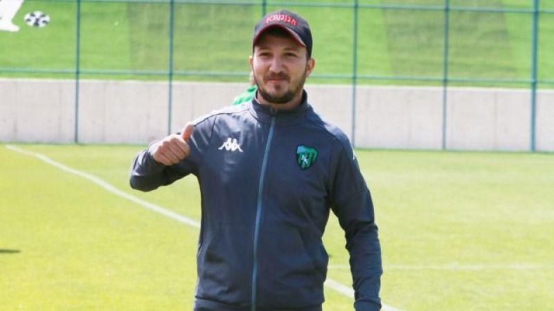 Ege Durak, Kocaelispor'dan ayrıldı