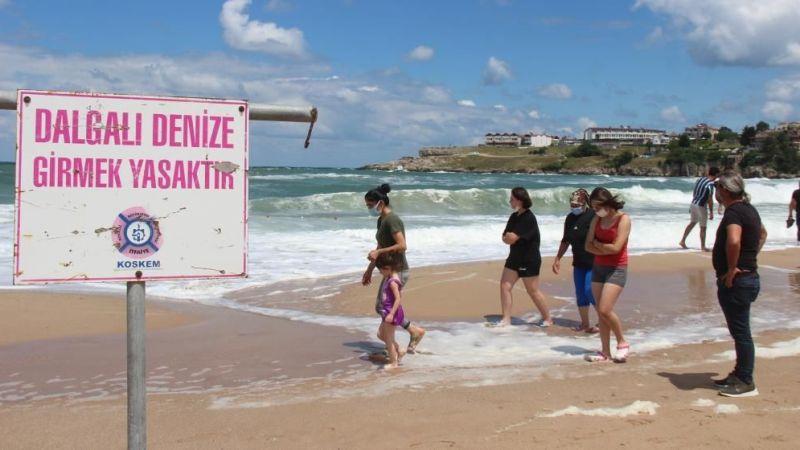6 günde 7 kişi boğuldu! 3 plaj dışında denize girmek yasaklandı