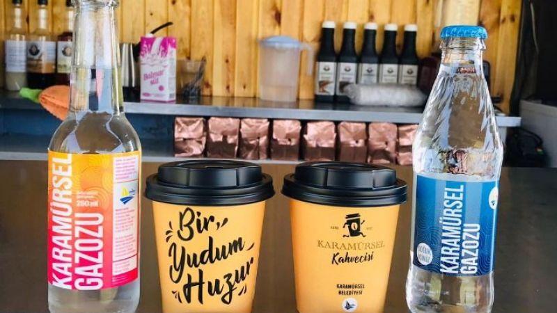 İsteyene Karamürsel Gazozu, isteyene Karamürsel Kahvesi