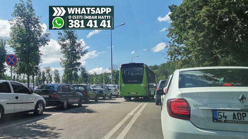 Uyanık halk otobüsü şoförü!
