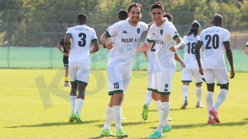 Kocaelispor, İstanbulspor'u tek golle geçti: 1-0