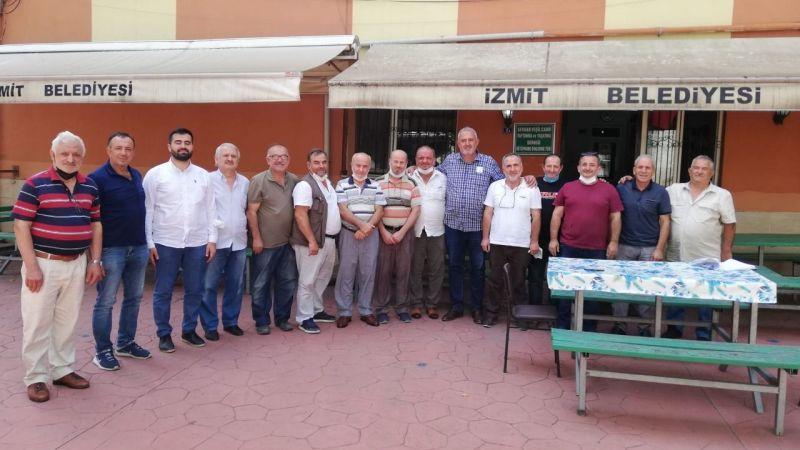 Serdar Yeşil Cami Derneği kongre yaptı