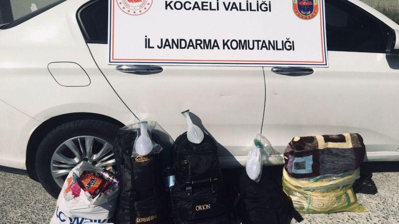 Yurt dışına kaçmaya çalışan 4 FETÖ şüphelisi yakalandı