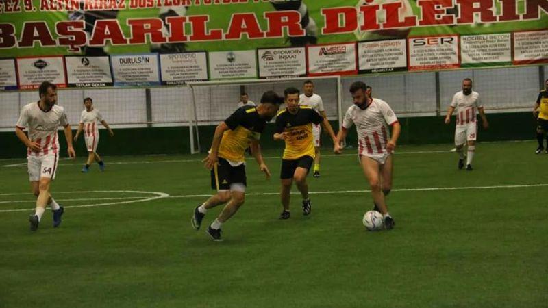 Altın Kiraz'da çeyrek finalde son maçlar