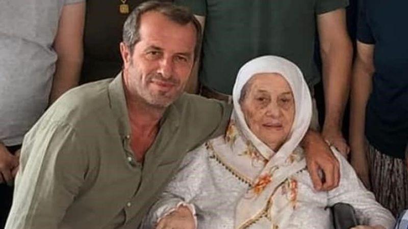 Saffet Sancaklı'nın annesi hayatını kaybetti