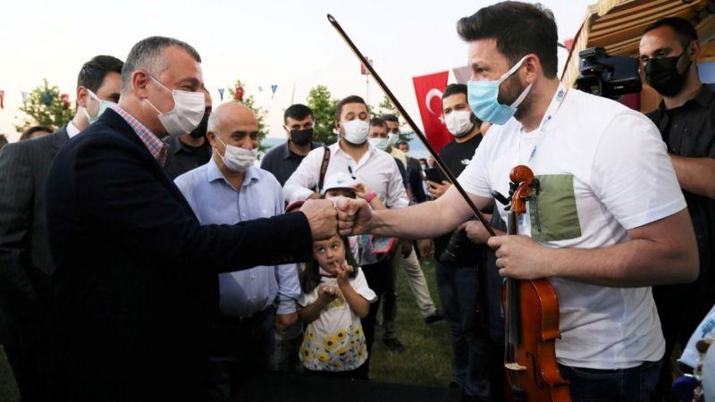 Büyükşehir'den yerel müzisyenler şenliği