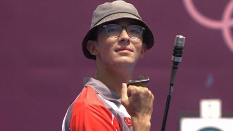 Mete Gazoz olimpiyat şampiyonu