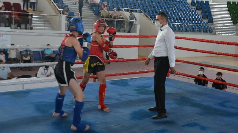 Darıca'da Muaythai turnuvası