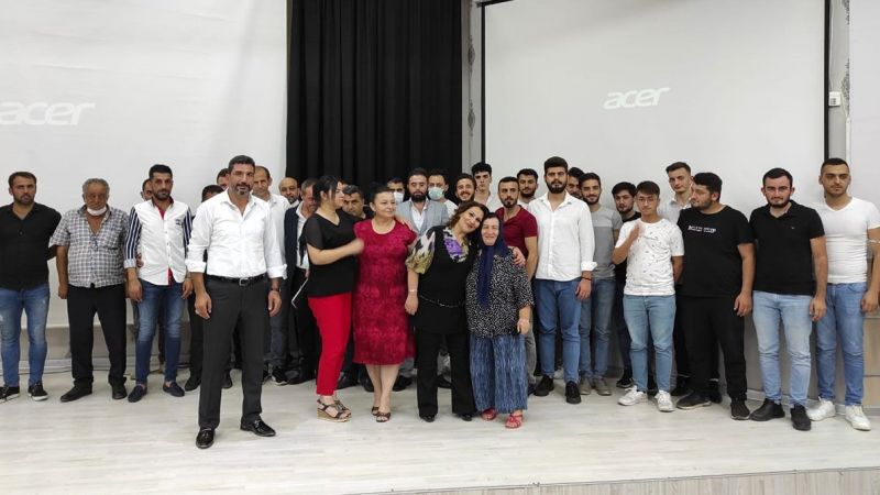 Gelecek Partisi Kartepe'de üye katılımı