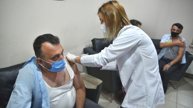 50 bin işyerine aşı genelgesi